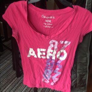 Pink Aeropostale T-Shirt